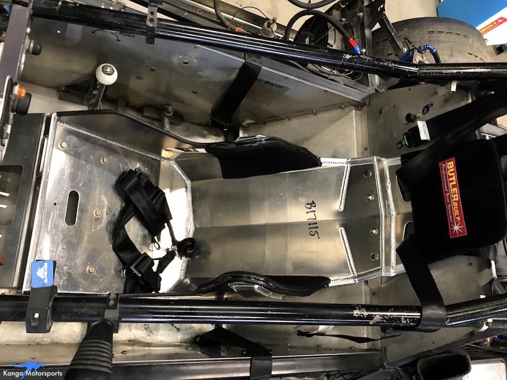 Kanga Motorsports ButlerBuilt Seat Spec Racer Ford Gen3 Mounted into the Spec Racer Ford.JPG
