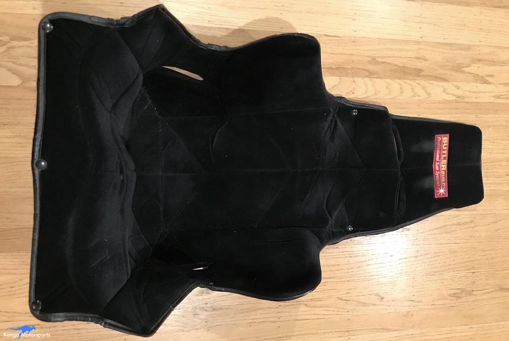 Installing a ButlerBuilt Seat — Kanga Motorsports
