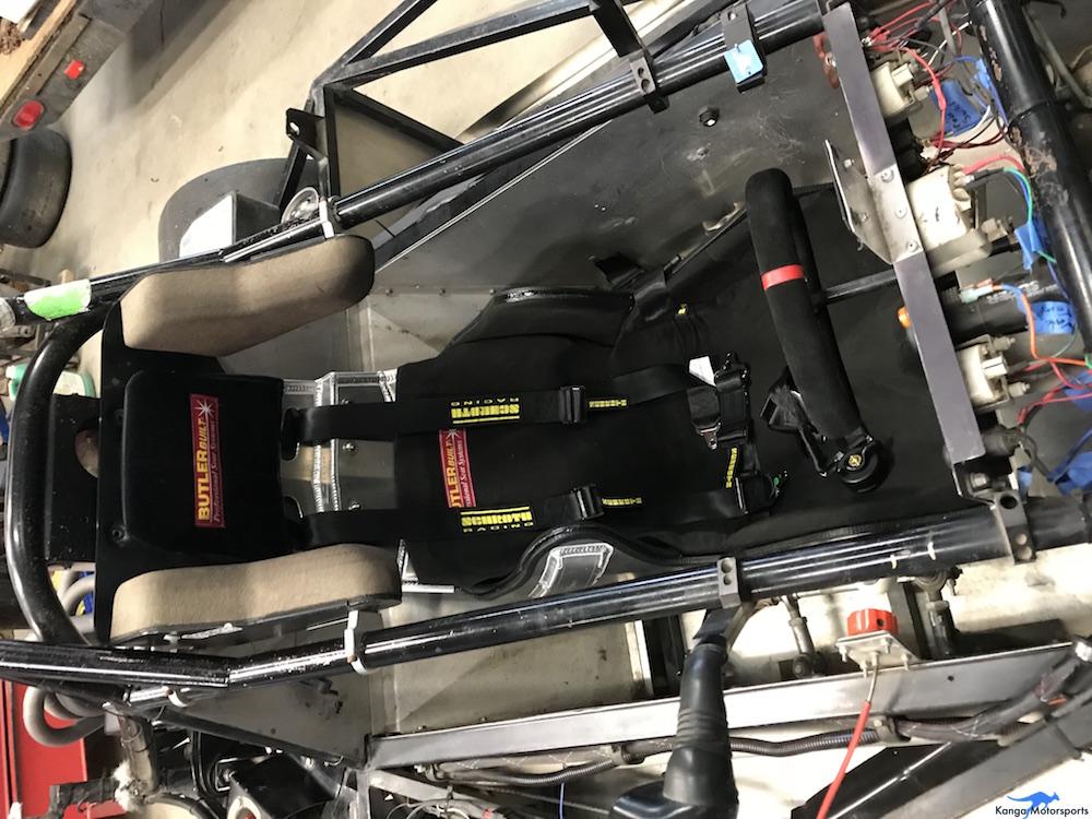 Kanga Motorsports ButlerBuilt Seat Spec Racer Ford Gen3 E-Z Sert Installed.JPG