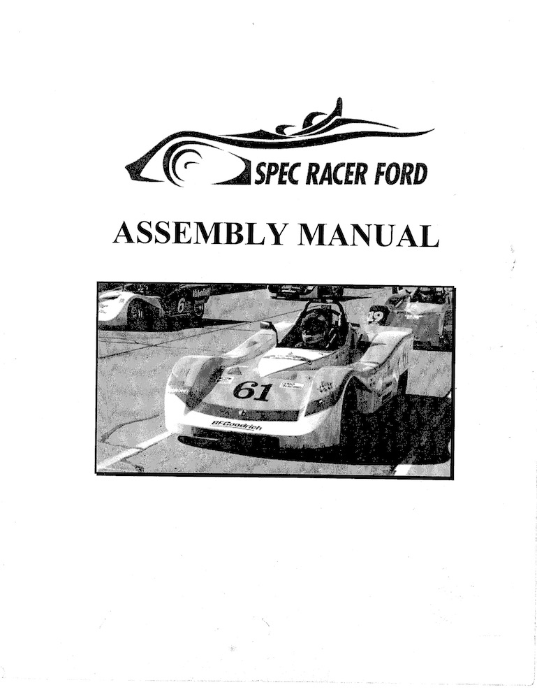 Gen2 Assembly Manual
