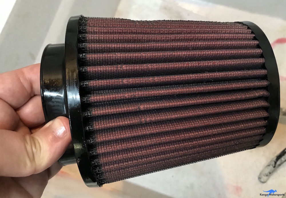 Kanga Motorsports Spec Racer Ford Gen3 Air Filter Maintenace Oiled Filter.jpg