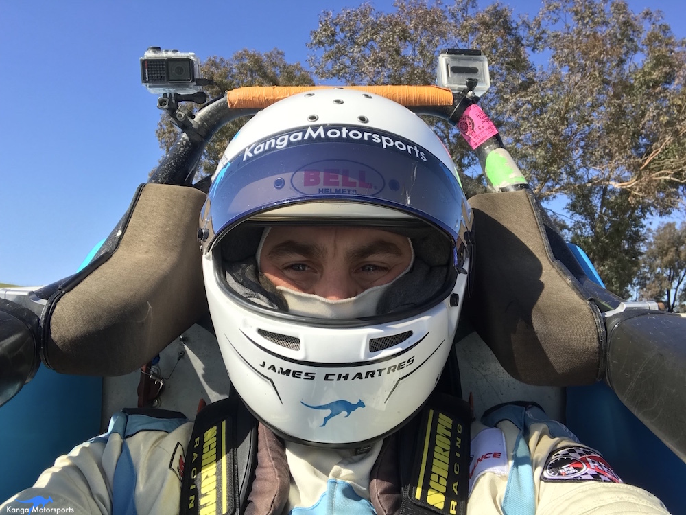 Kanga Motorsports Seat Belts Enjoy The Race.JPG
