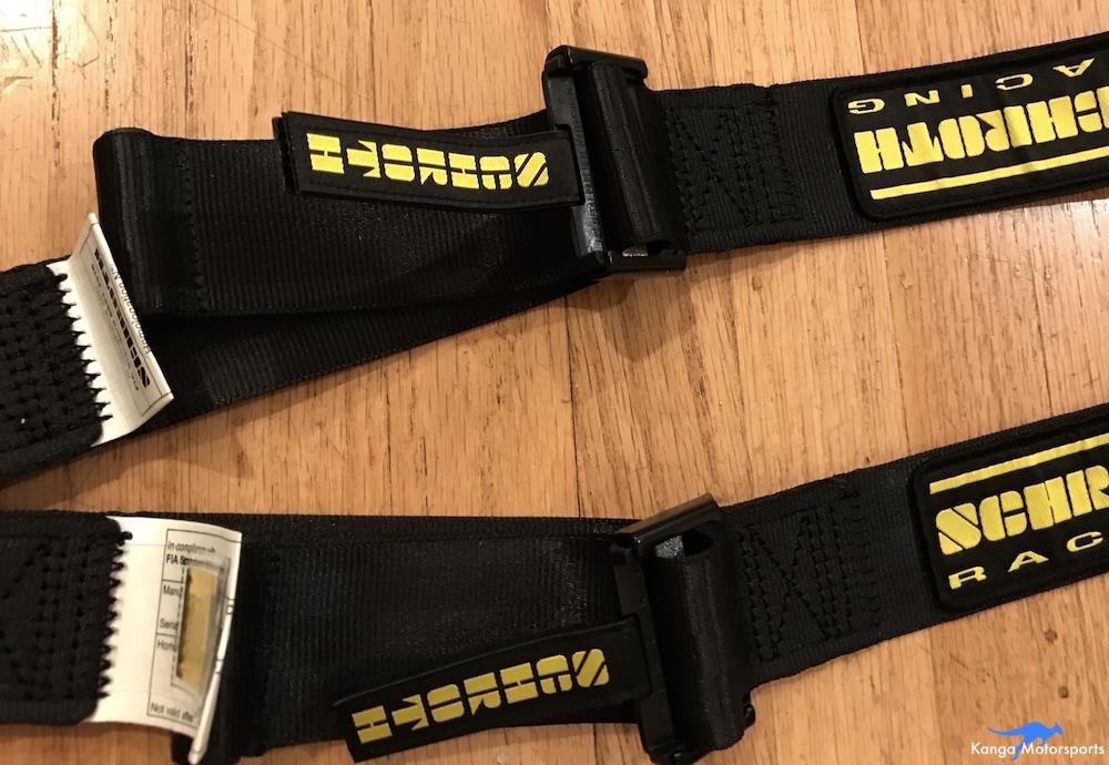 Kanga Motorsports Seat Belts Adjusters.JPG