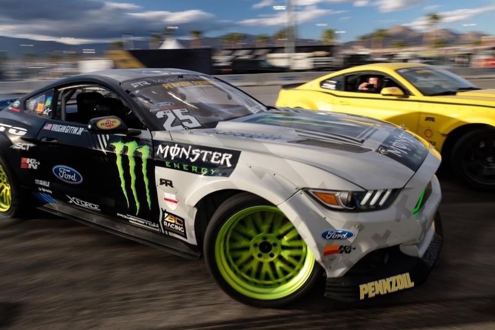 Monster Energy Mustang Eyes Up Auto Art Example 1.jpg
