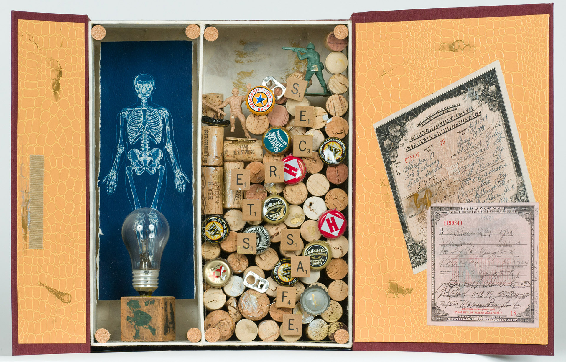 Skeletons In the Closet, Artist Collection
