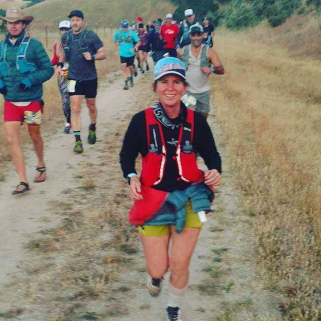 Had a super fun week: playing music with fabulous folks and finishing my first 50k trail race #borntorunultras #living #music #mindset #goodlife @mesasalsa