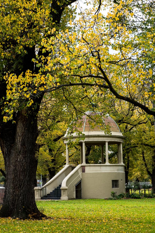 Edinburgh Gardens Rotunda