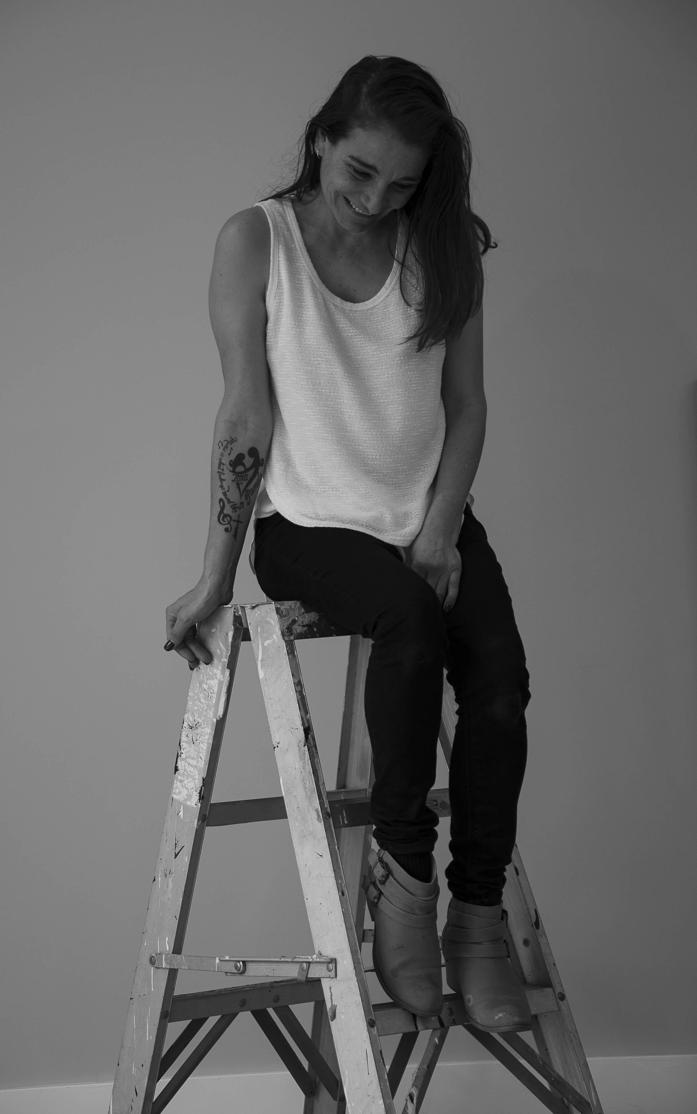 Photographer: Kristen Latimer (self portrait)