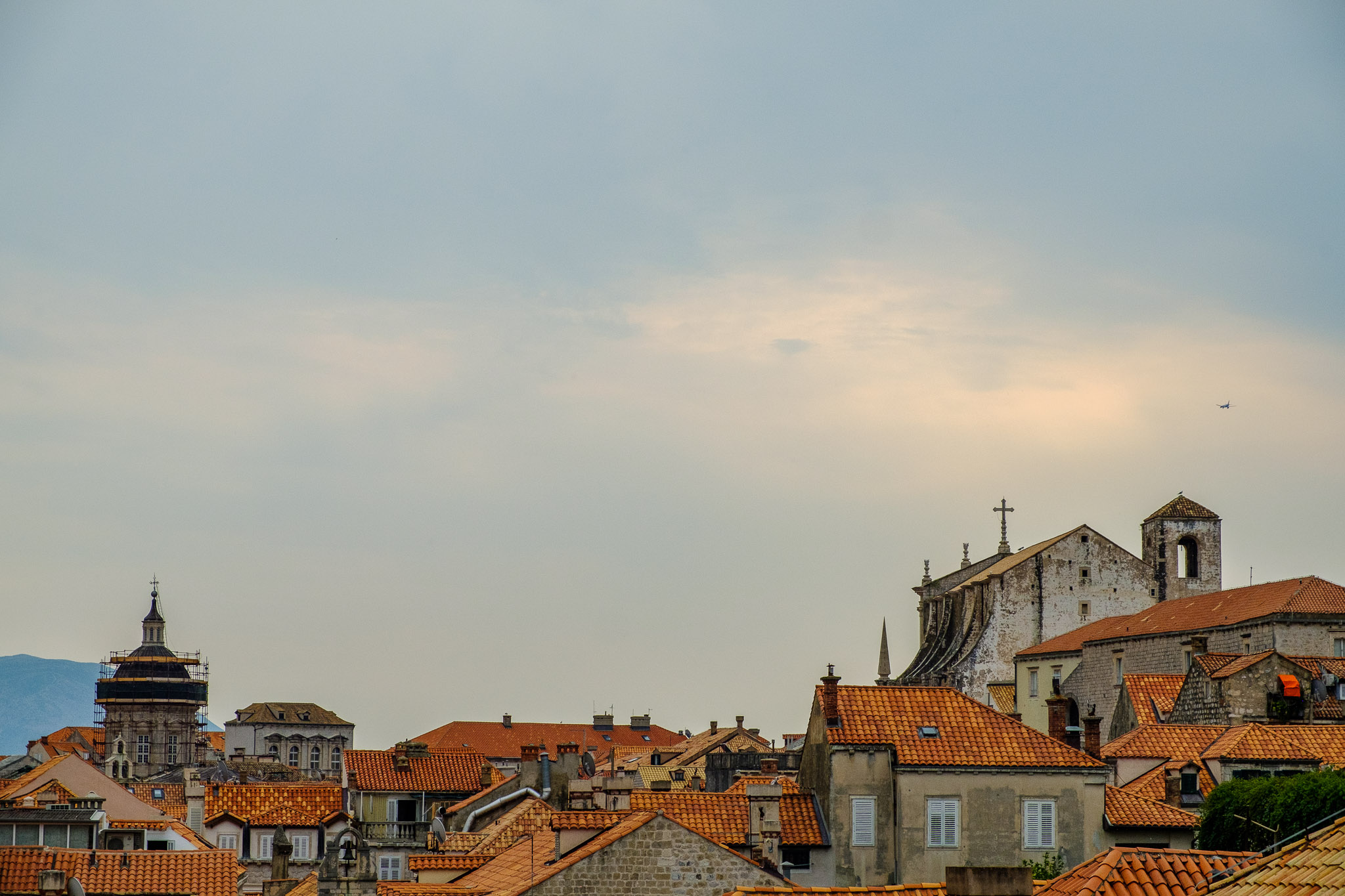 Dubrovnik. The Old Town