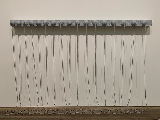 Eva Hesse and Ellen Gallagher