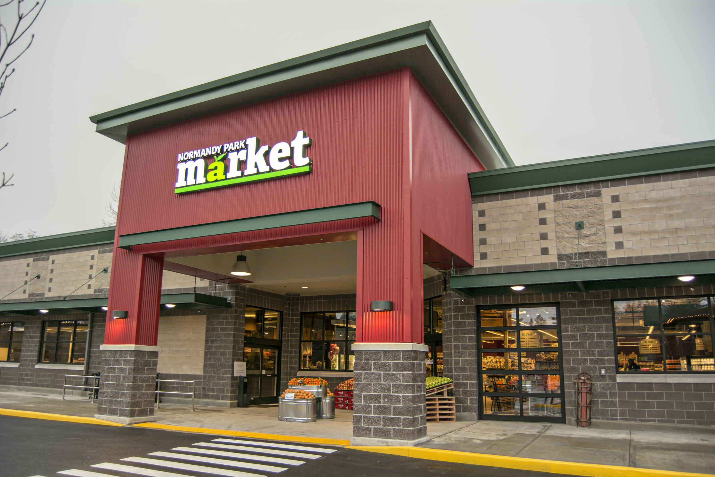 Normandy Park Market located at the Normandy Park Towne Center