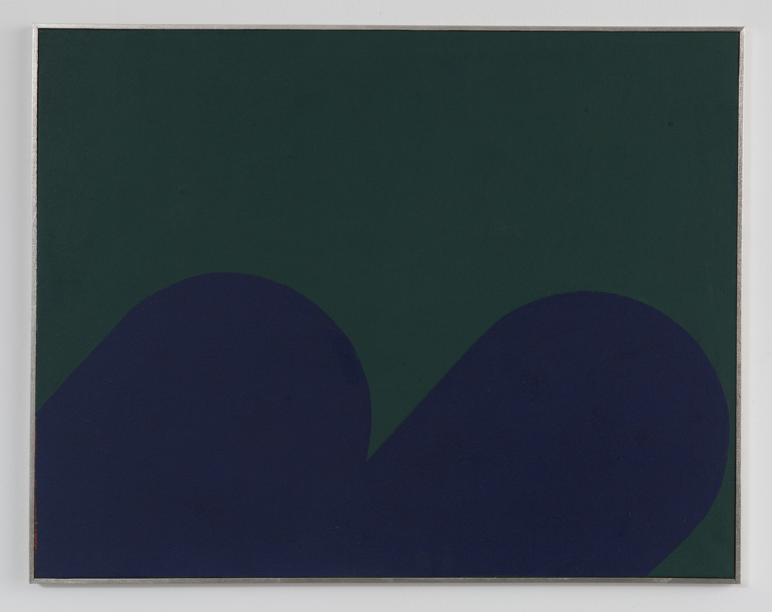 Prospettiva blu, 1970
