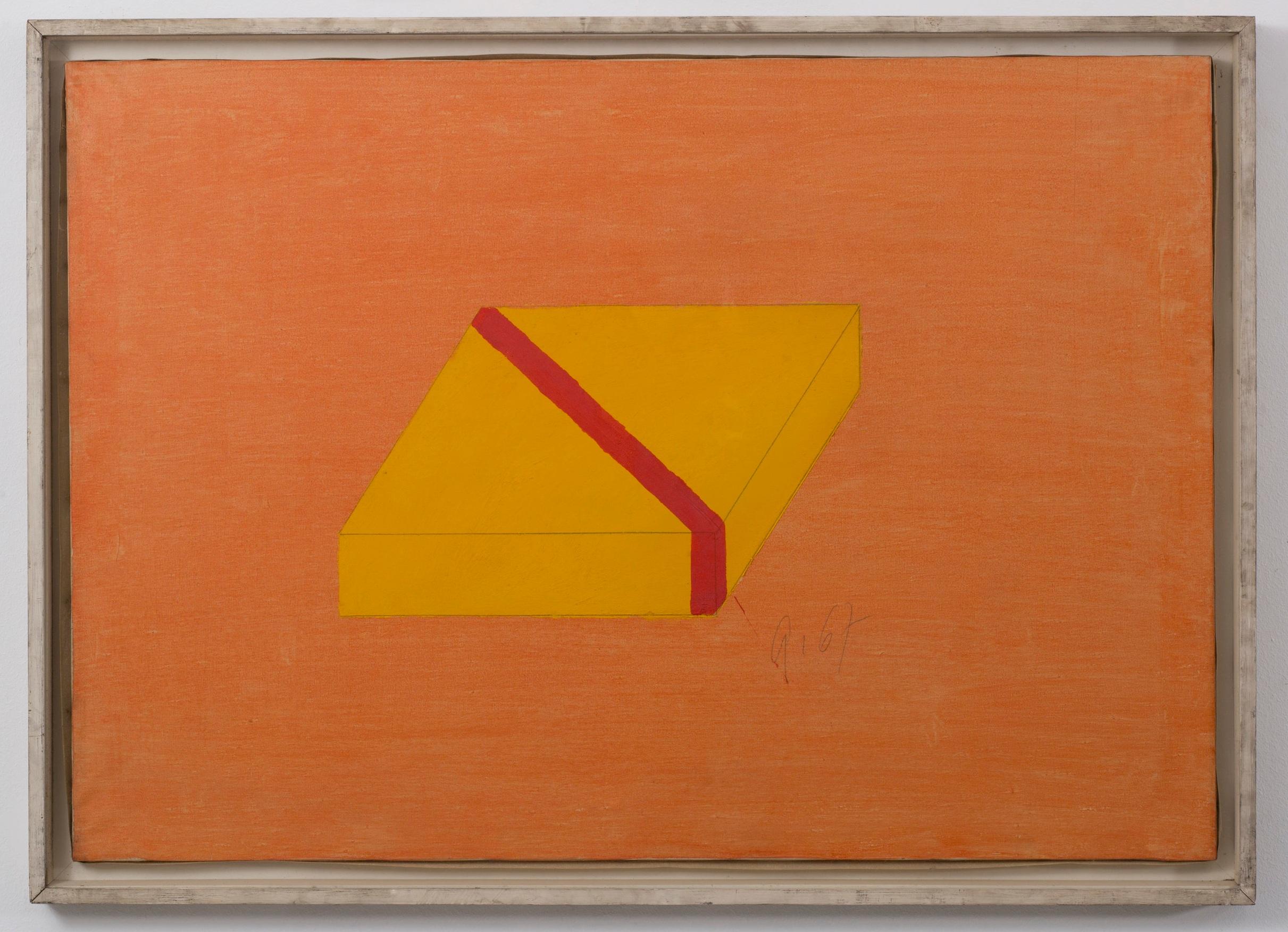 Scatola gialla, 1967