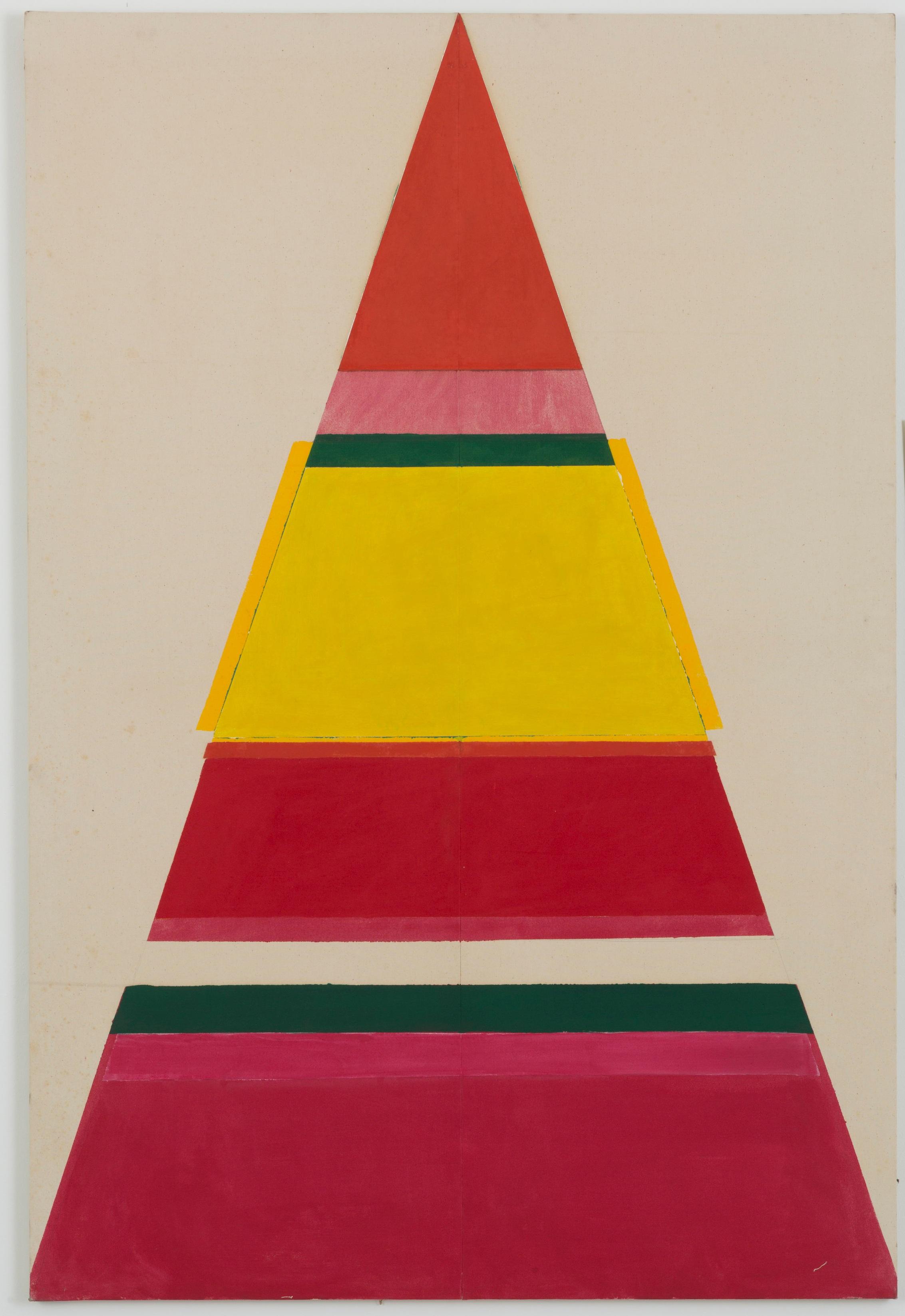 Piramide, 1967