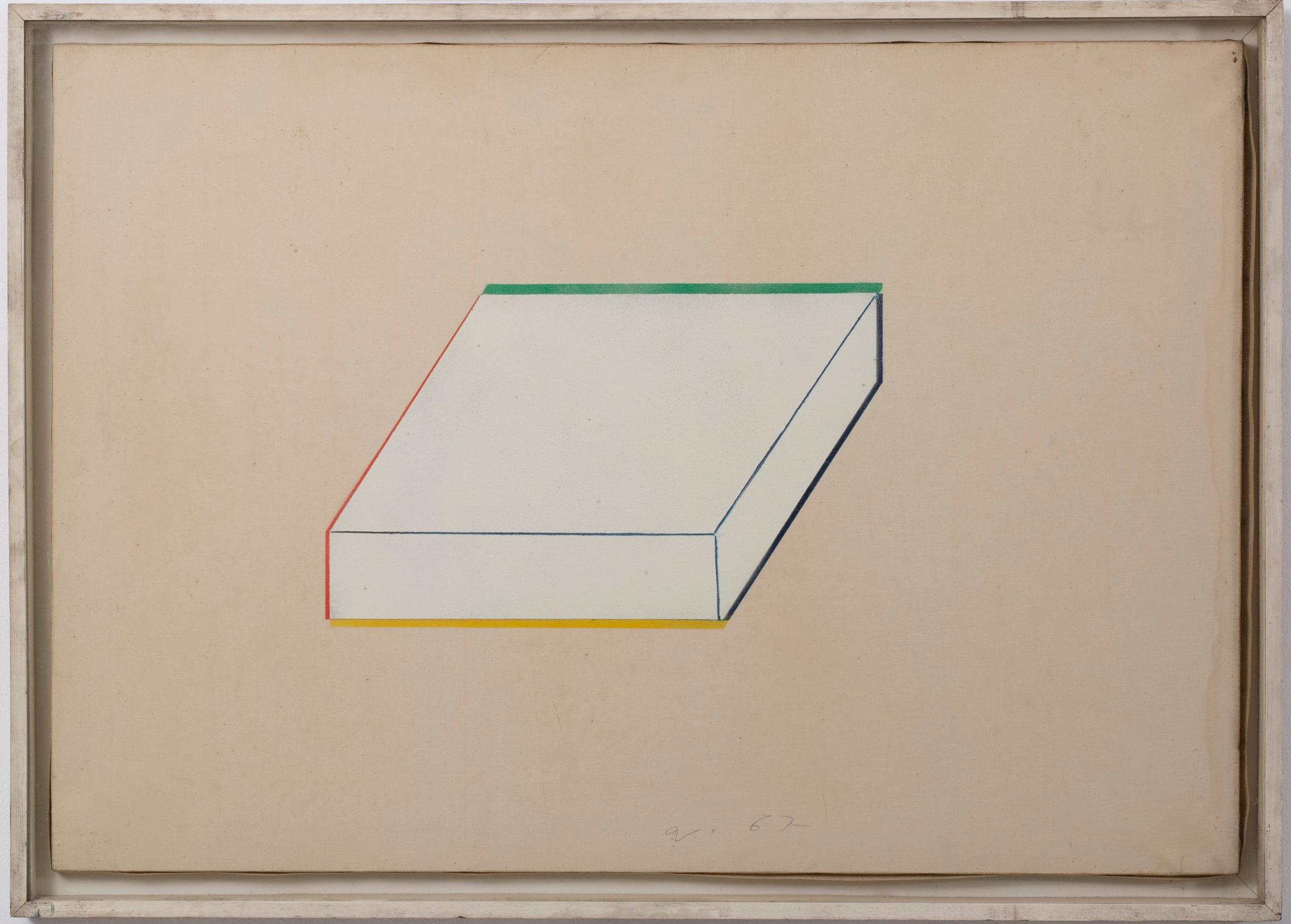 Senza titolo, 1967