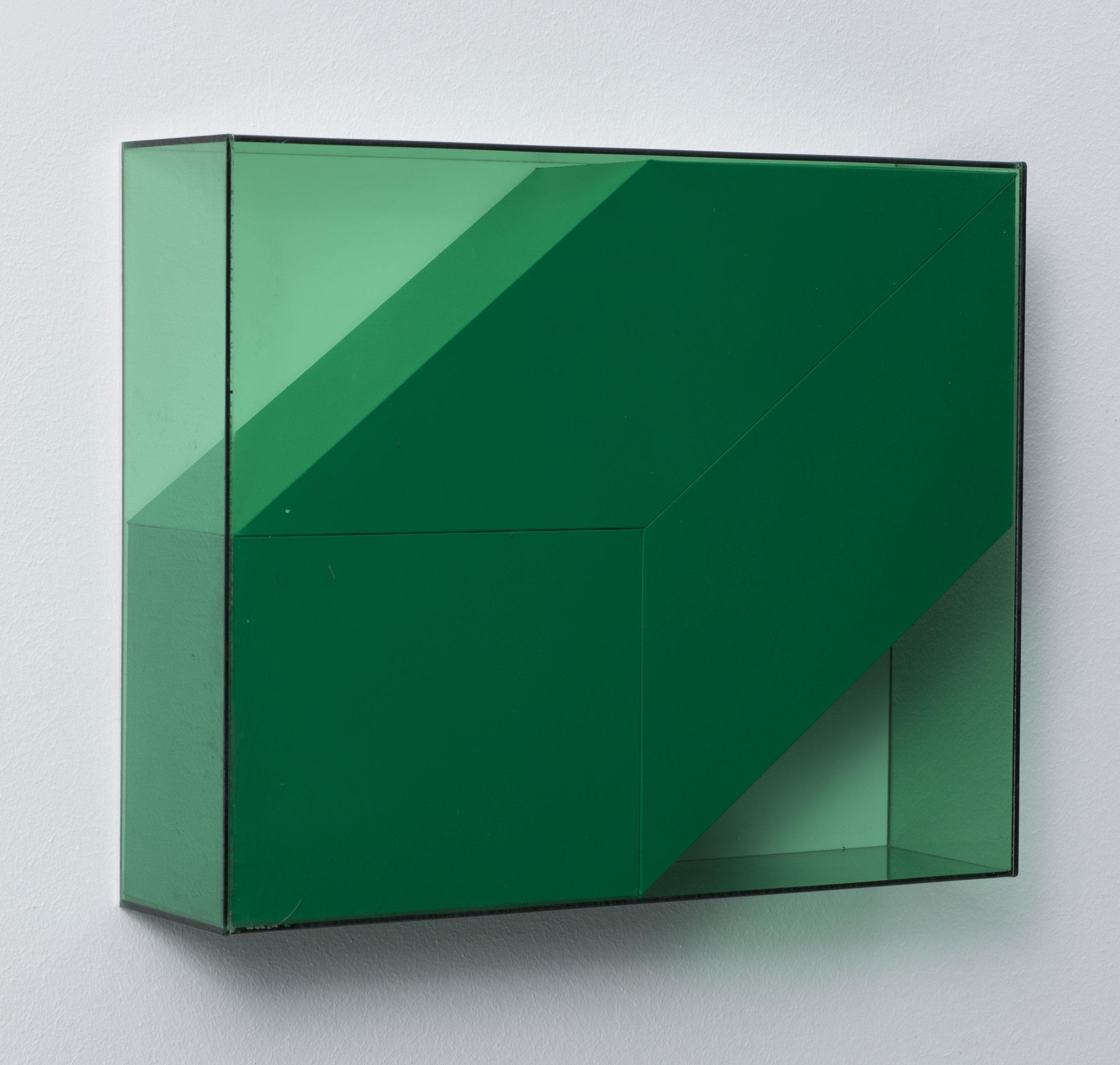 Scatola verde, 1968