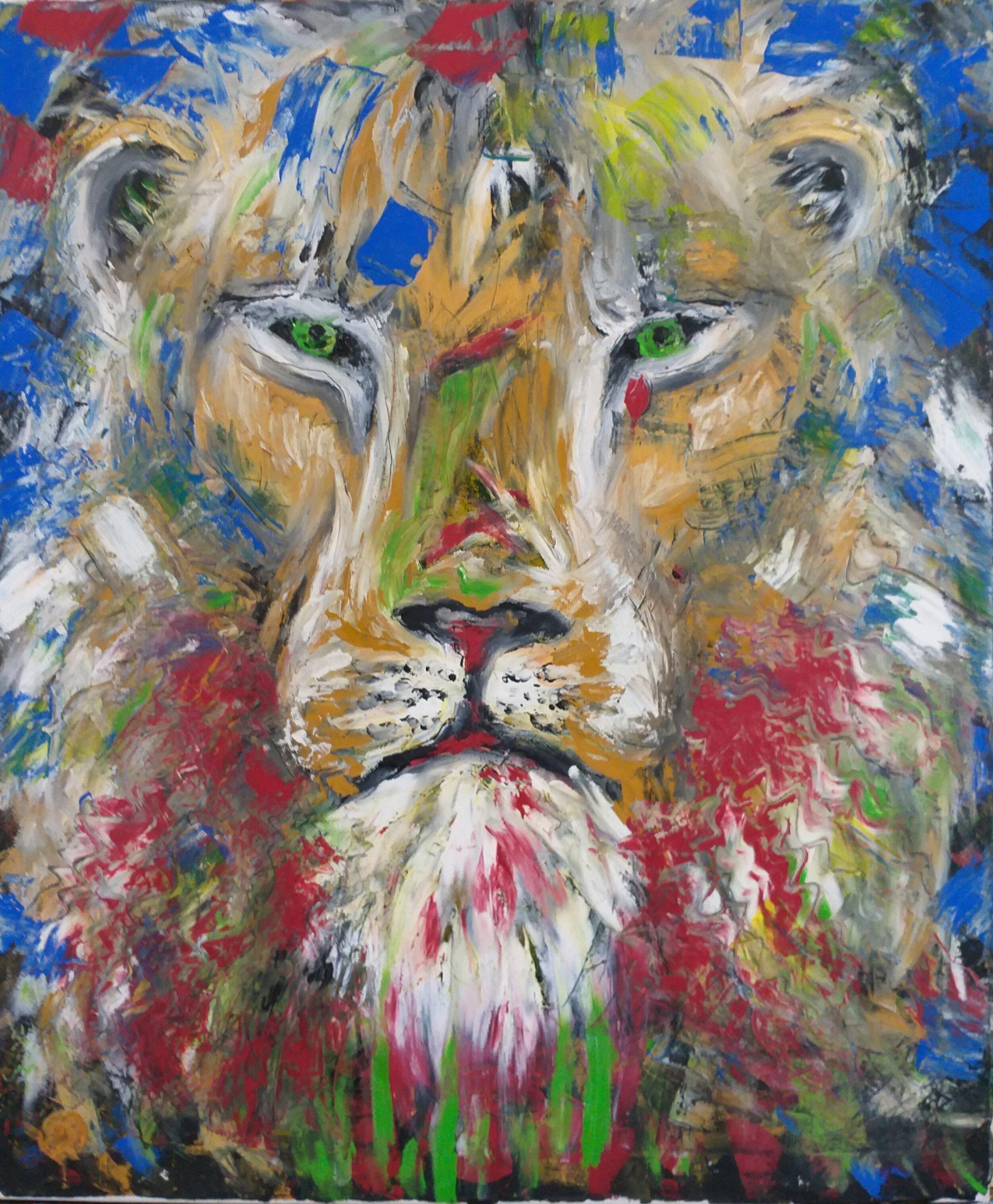 The lion, 2016