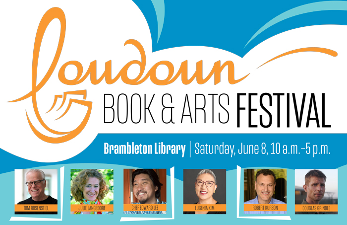 "Loudon Book & Arts Festival, June 8 - Brambleton Library - Brambleton, VA""The inaugural festival is a free, daylong event in and around Brambleton Library, featuring talks with bestselling and up-and-coming authors, interactive displays with local artists, live music and a book sale courtesy of Second Chapter Books.""Join me at 12:30PM for a conversation with John DeDakis, author of Bullet in the Chamber. More information is available here."