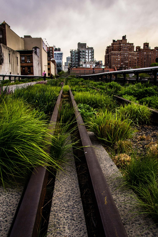 High Line in Primavera