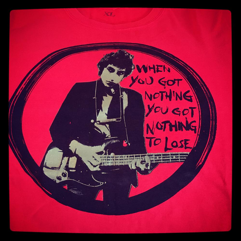 Like a Rolling T.Shirt