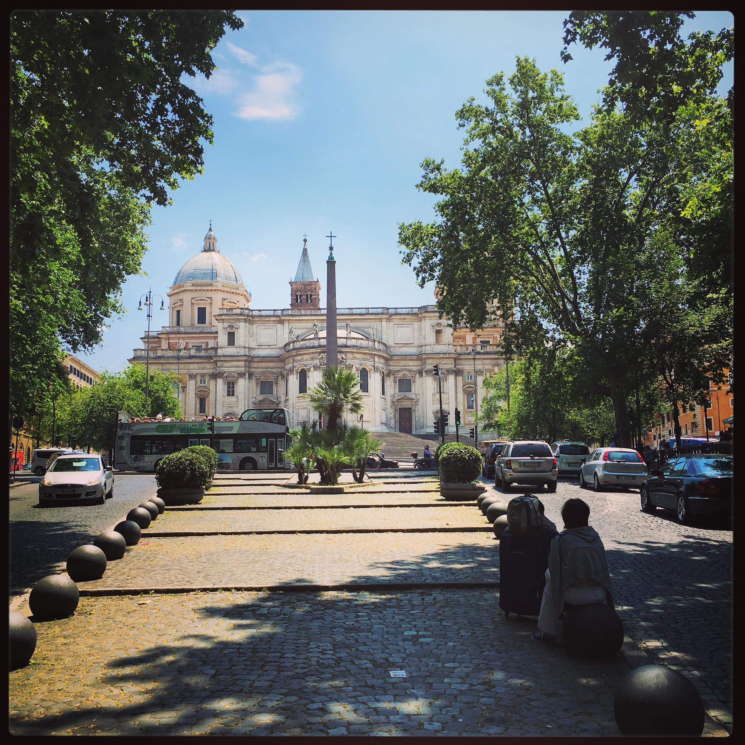 Piazza dell'Esquino