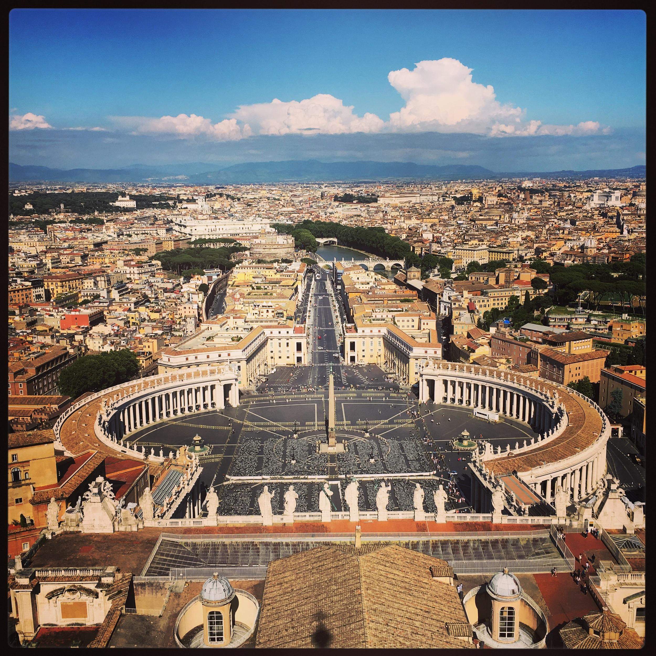 Roma dall' Alto