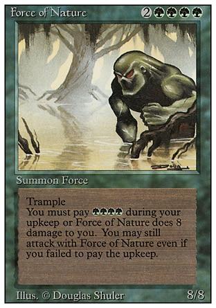 La forza della Natura - Nicolò