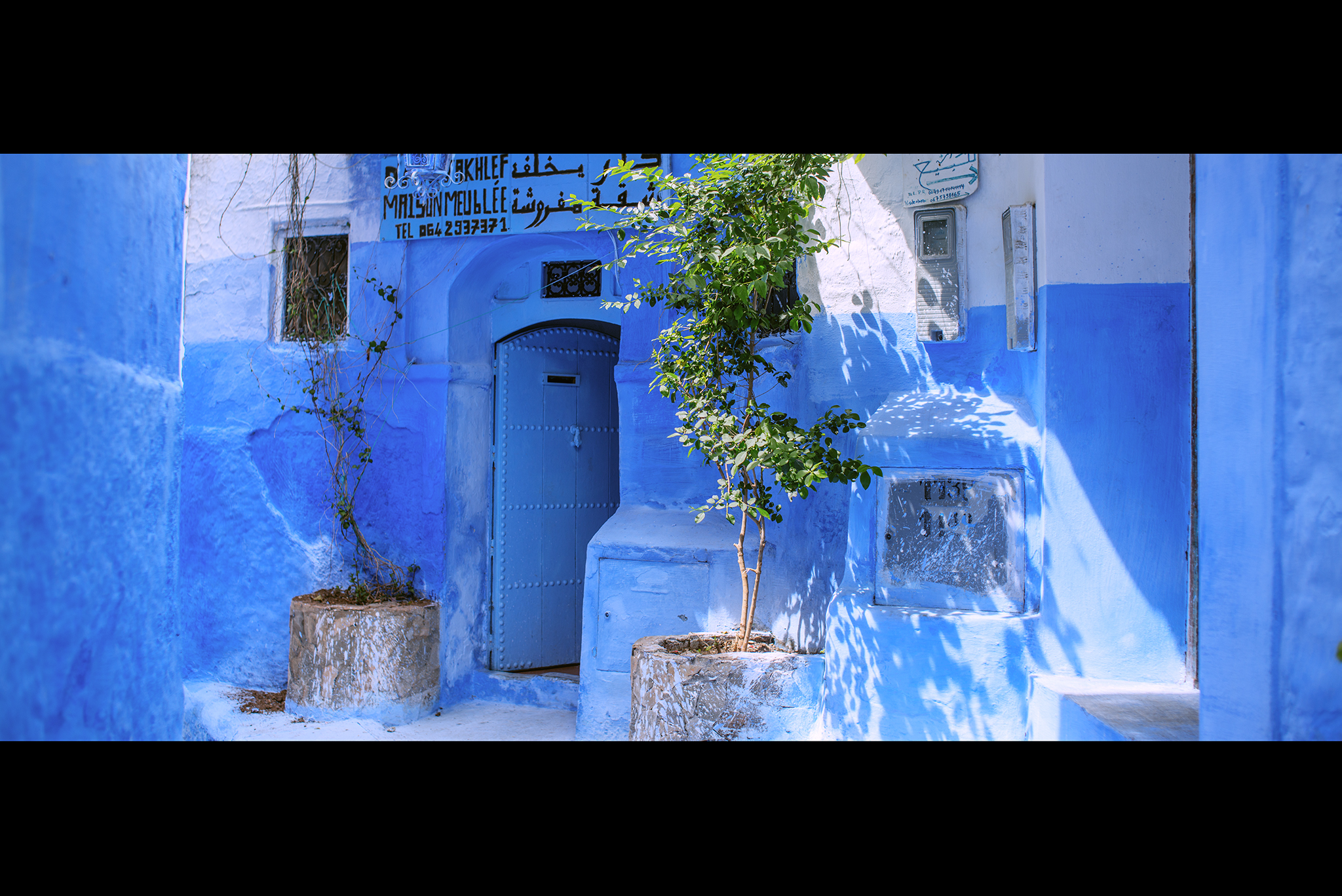 モロッコ:「シェフシャウエン/ Chefchaouen 」