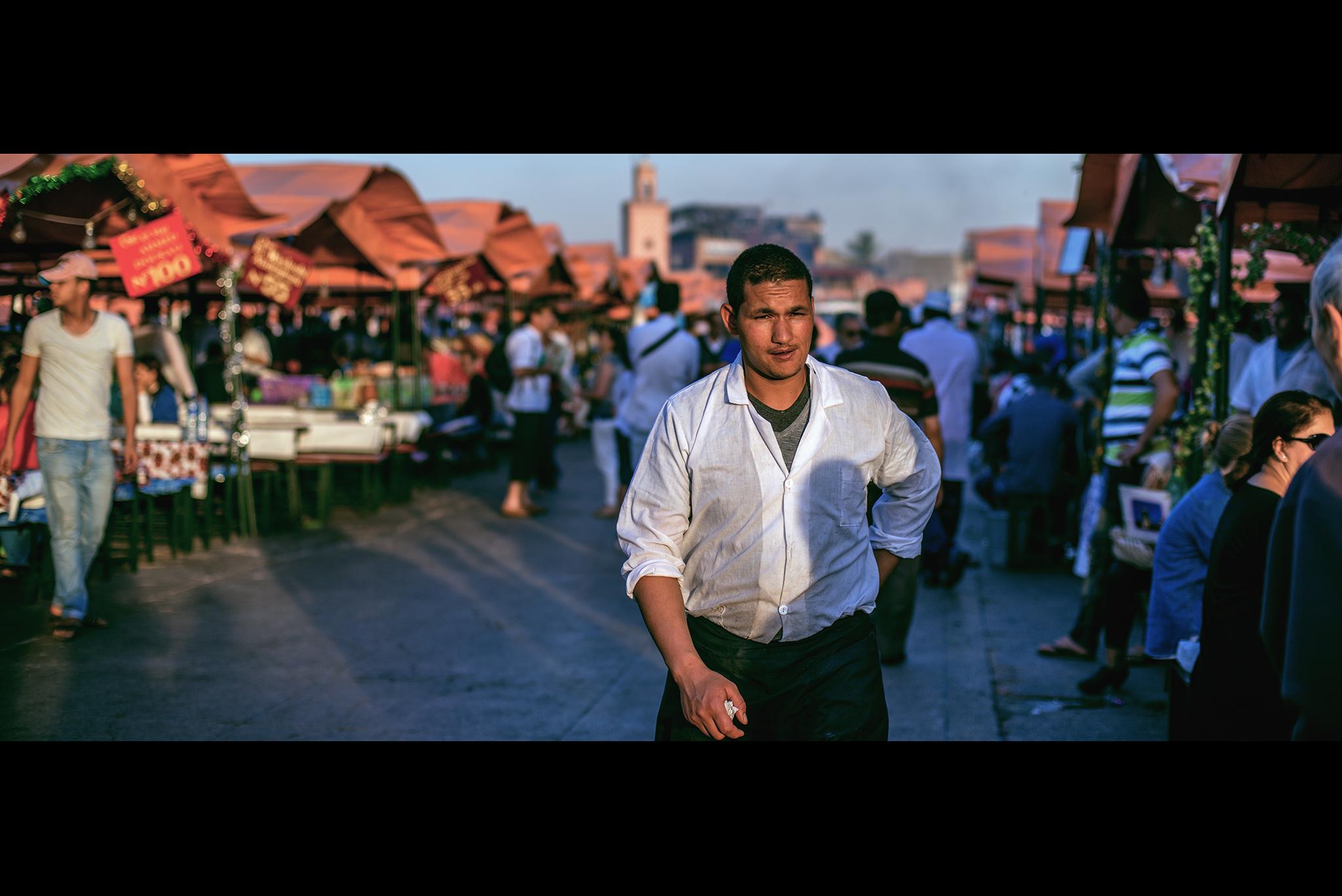 モロッコ:「マラケシュ/Marrakesh」