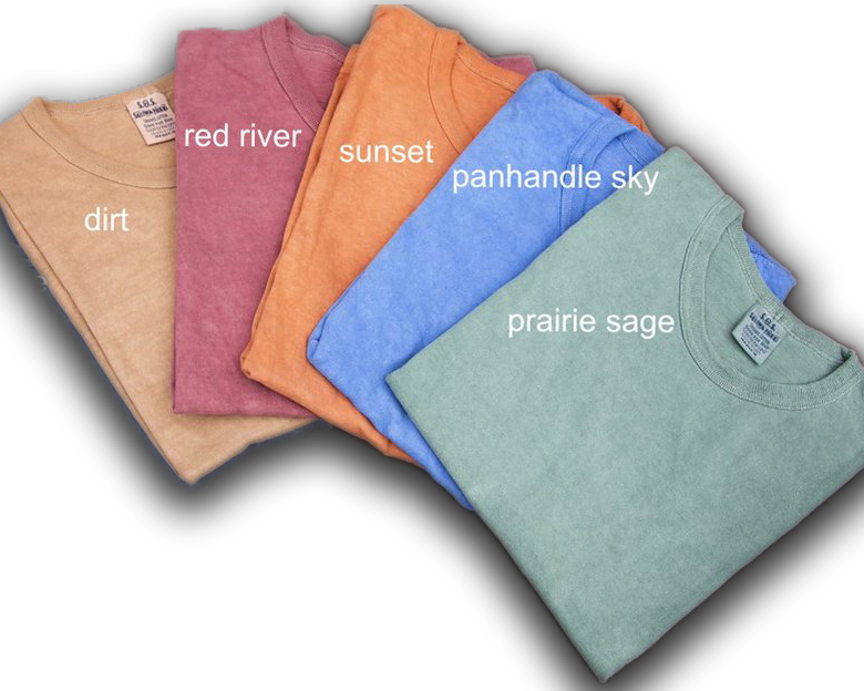 """WE HAVE SAMPLES! - We have aquired our first samples of organic cotton tees and started attending a few local events. I wish I could say """"THE CROWD WENT WILD!"""" but the interest level and compliments were enough to make us """"FEEL GREAT"""" about what we are doing. We had a few orders and we are planning our next events."""