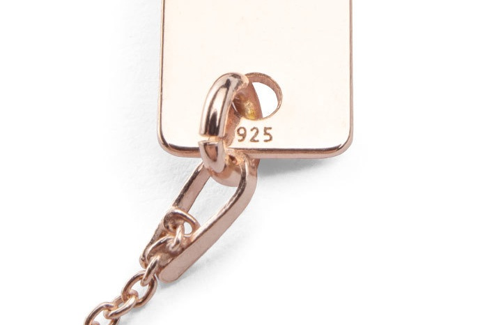 Sterling Silver(AG-925) pendants and chains with a choice of coatings
