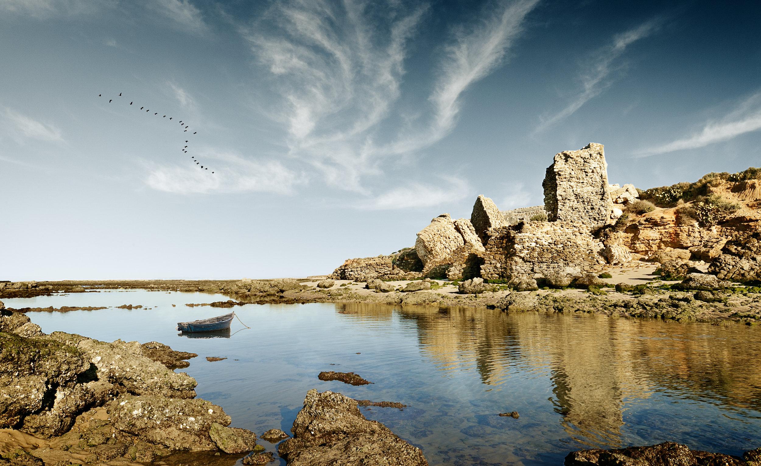 Playa de La Calita. Foto:  Raul Perez Pellicer