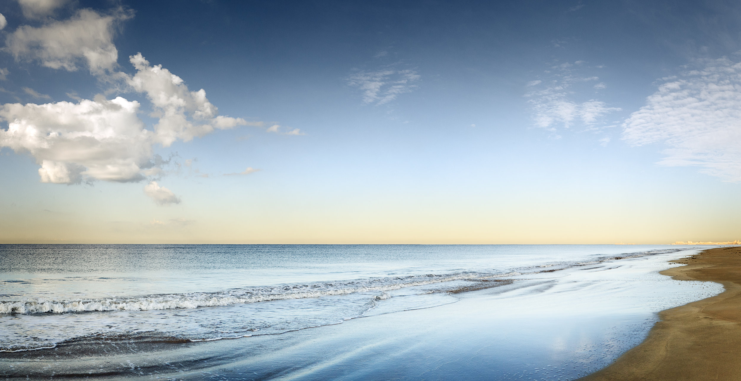 Playa de Santa Catalina. Foto:  Raul Perez Pellicer