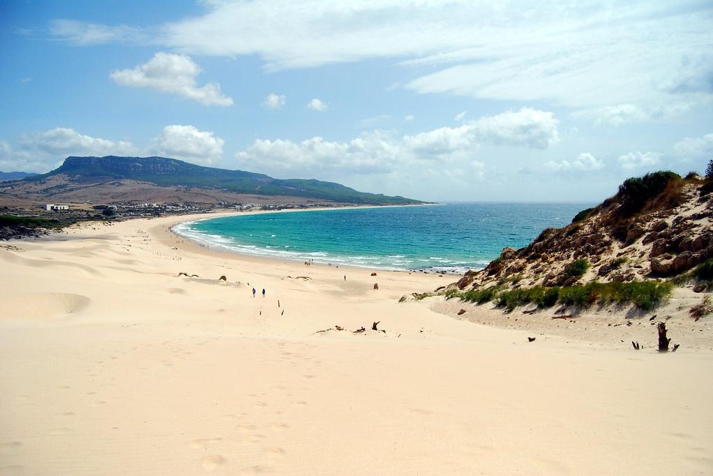 Playa de Bolonia.  Carlos ZGZ .