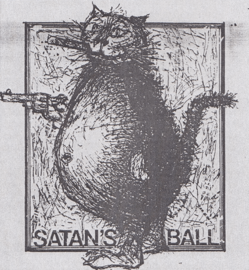 SATAN'S BALL (design Dan Snyder)