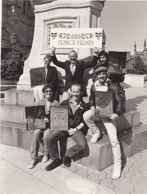 BRIGHTON THEATRE with awards, 1986