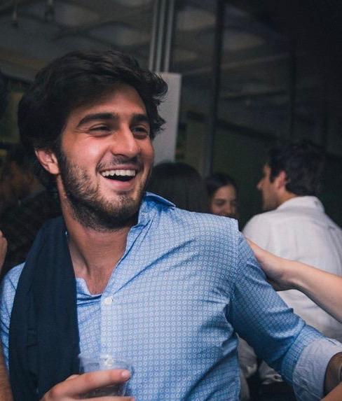 Federico Zanuttini, CEMS CLUB President Fall 2016