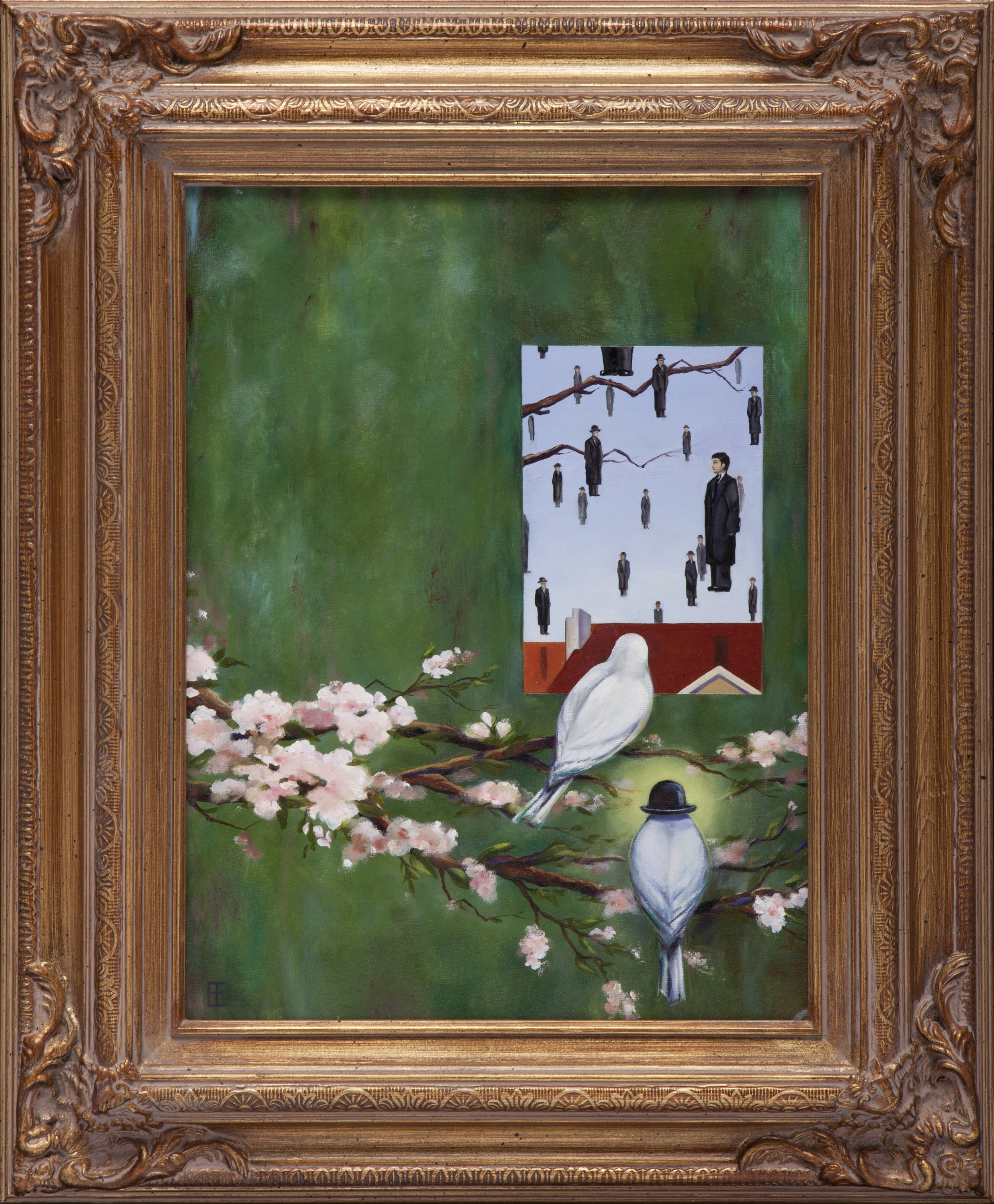 To Magritte with Love  2008