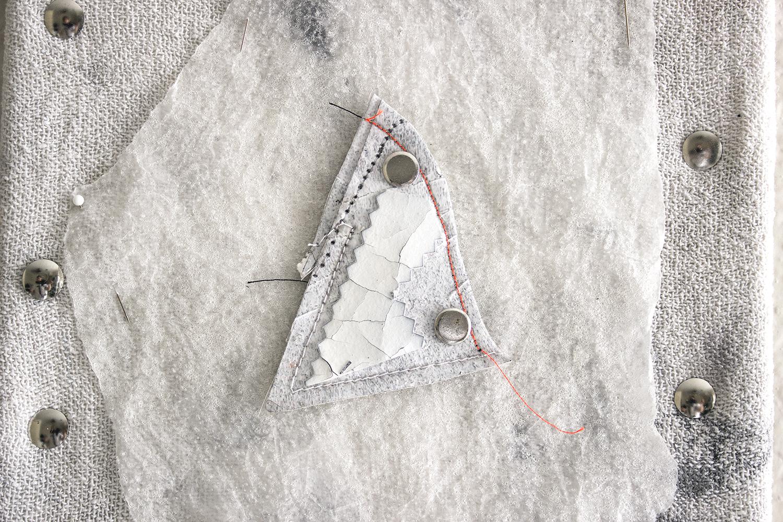 Full Dome Convex (Crisp Ice) (detail)