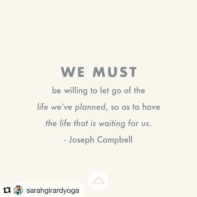 When your favorite teachers capture in their Instagram post what you've been trying to do for years. I love you @sarahgirardyoga - you are a light