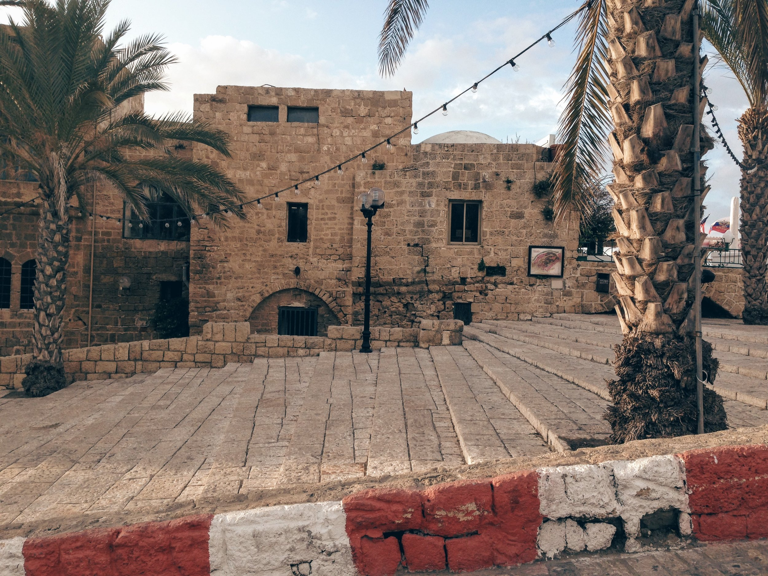 A stroll around the old city of Jaffa