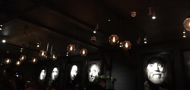 Interiors at Black Roe