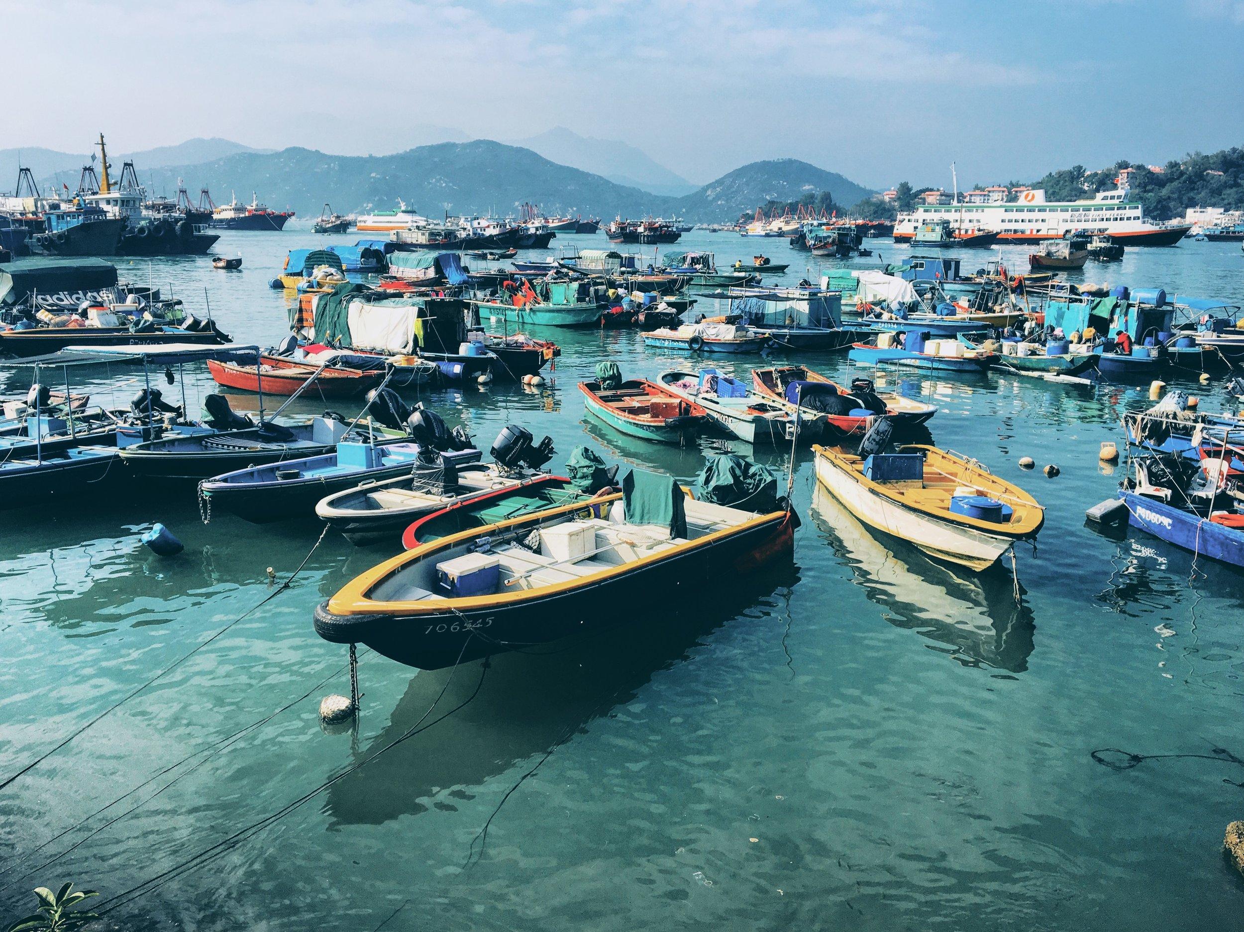 Cheung Chun Island, New Territories