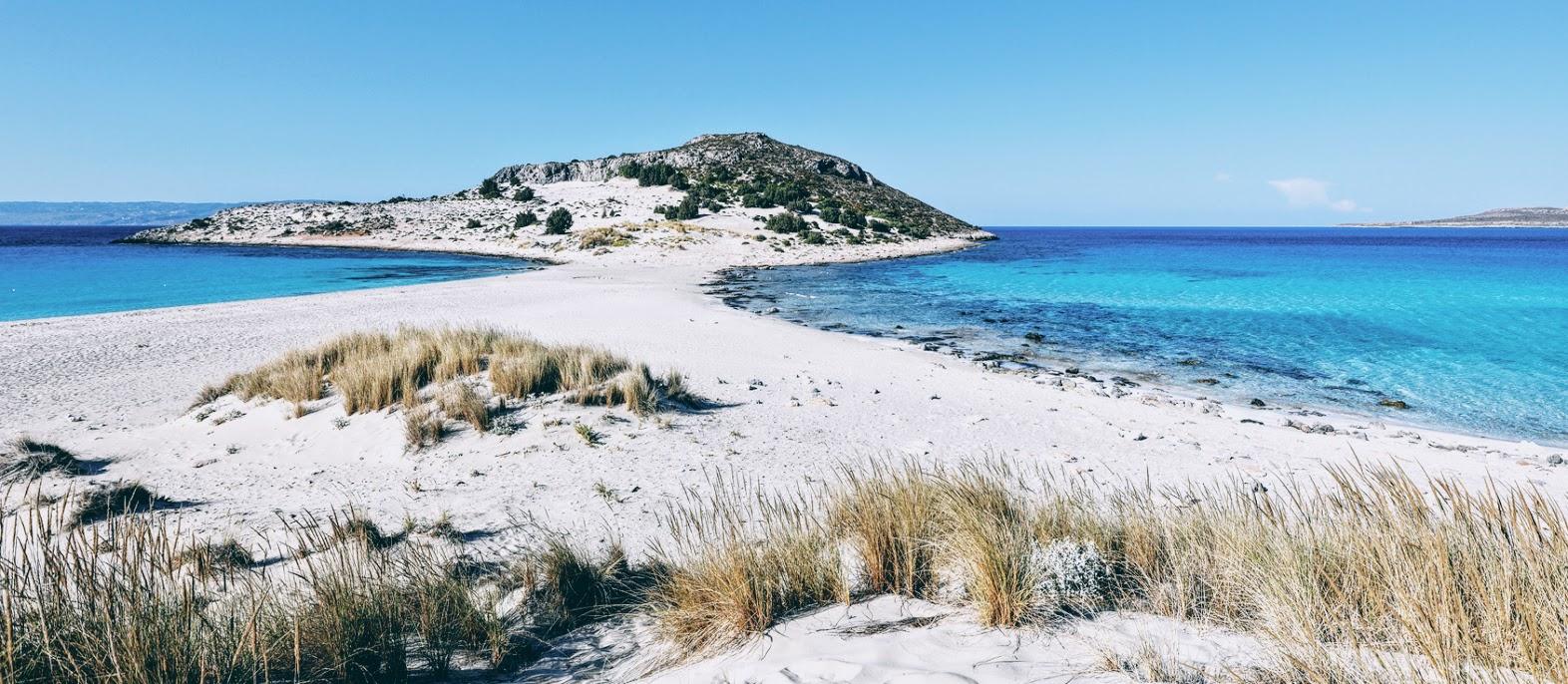 Simos beach, Elafonisos / Image: Your Greek Island