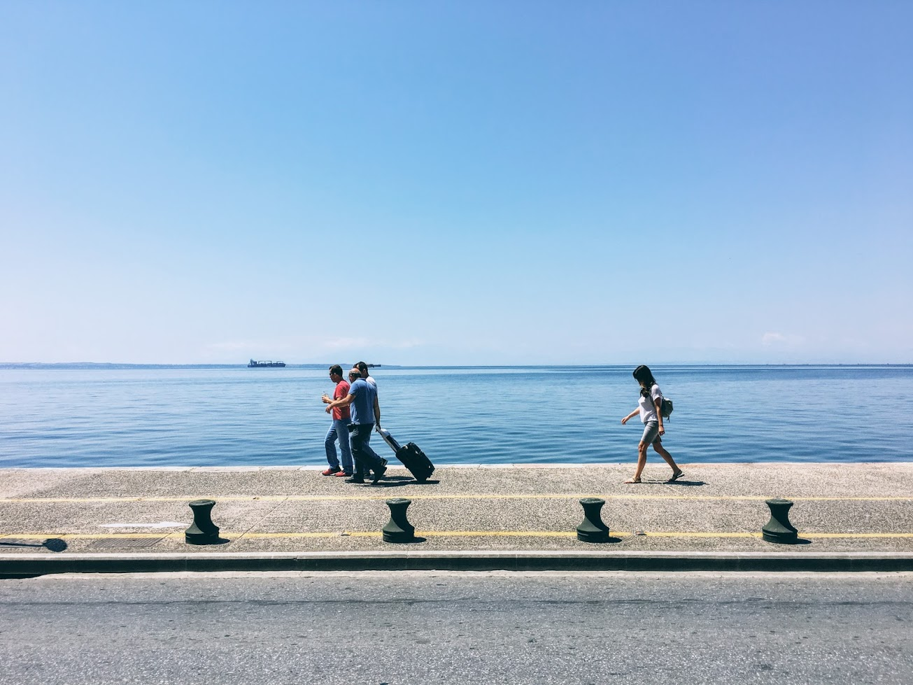 Thessaloniki - Melting pot for food and arts