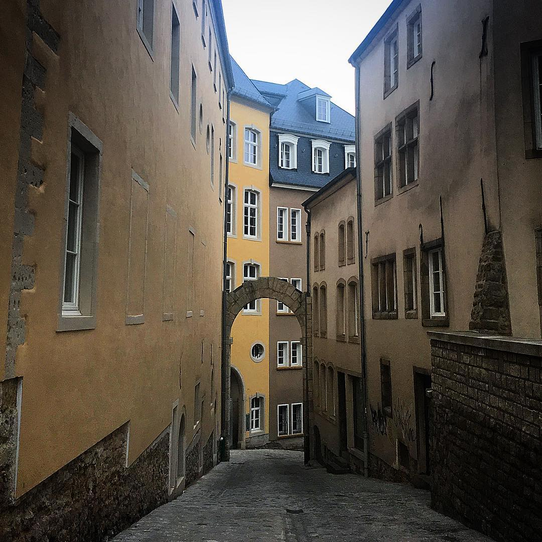 Echternach - Luxembourg /Image by Eveline Brown,  Source