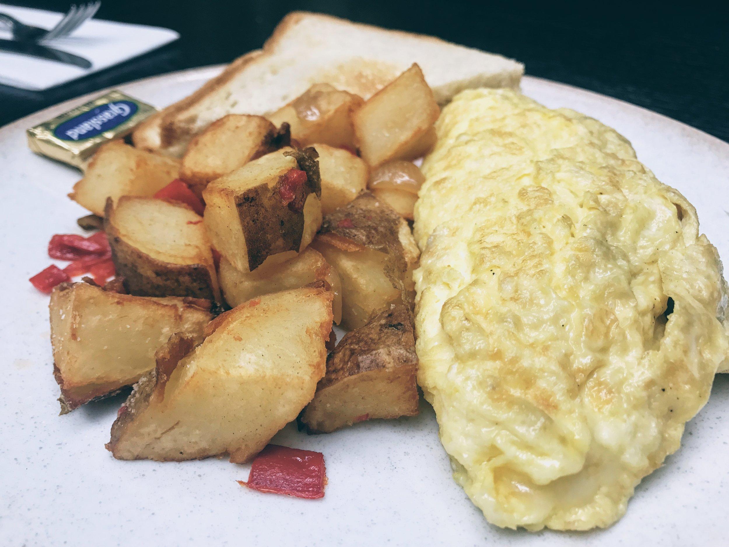 cafe medi omelette