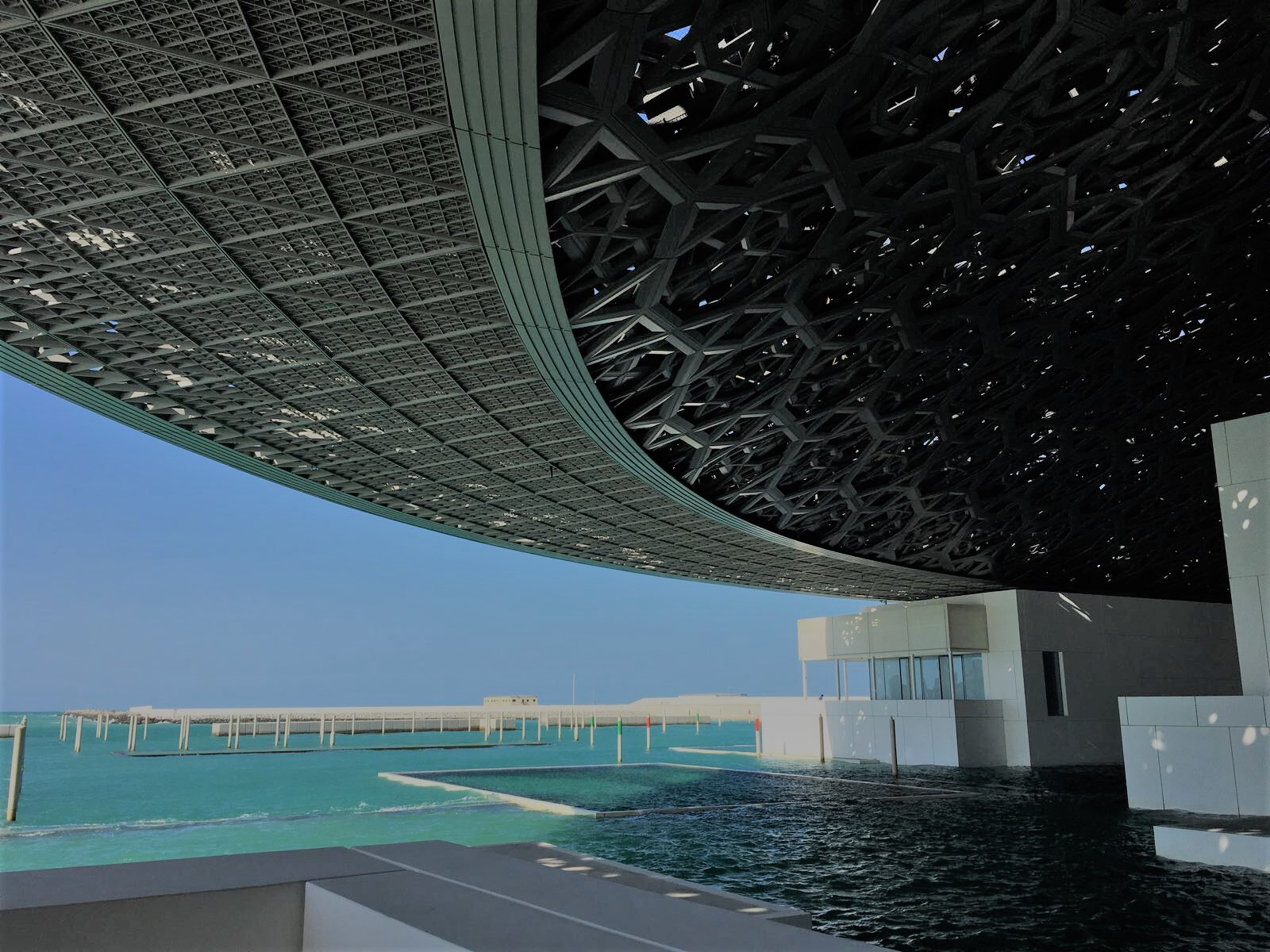 Louvre AD, Abu Dhabi