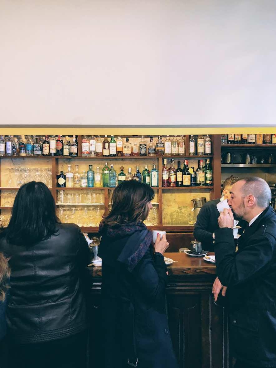 Fiorai Bianchi Caffe, Milan