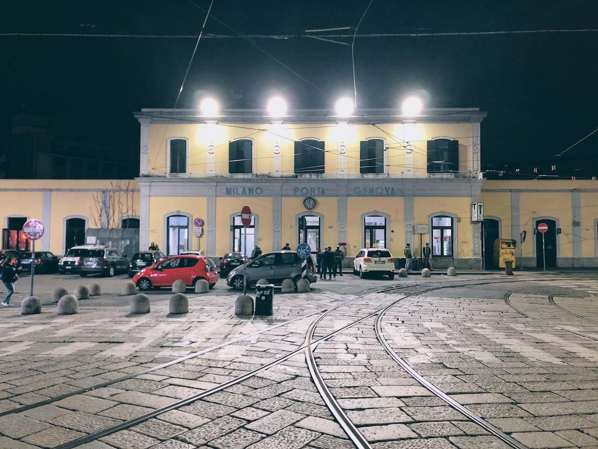 Porta Genova, MIlan